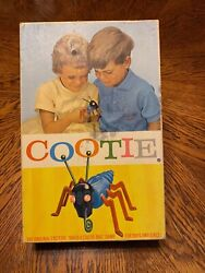 1949 The Game Of Cootie Schaper 200 Complete With All Pieces