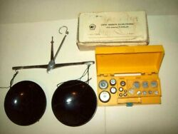 Soviet Scales 1989 Home Medical Jewelry Laboratories G-4-211.10 Good Old Antique