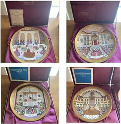 Celebration Of Faith High Holy Days Collectible Plates By Royal Doulton