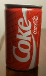 Empty Unopened -mini- Coke Can From The Uk.