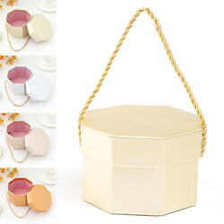 3pcs Geometry Shape Paper Box Gift Packing Florist Carrier Cookie Candy Boxes