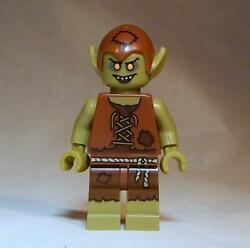 Lego Goblin Minifigure Series 13 Collectible Pointy Ears Green Skin Genuine