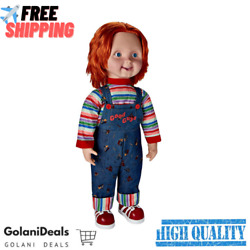 Chucky Doll Childs Play Good Guys Figure Entertainment Game Toy High Quality