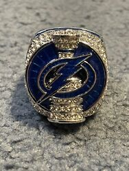2020 Tampa Bay Lightning Stanley Cup Champions Ring Brand New Ring Size 11