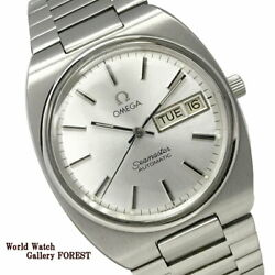 Omega Seamaster Cal 1020 Secondhand Men's Watches Ref 166 0216 Vintage Antique