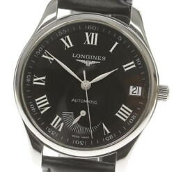 Longines Master Collection Date Power Reserve L2.666.4 Automatic Winding Mens