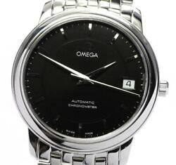 Omega Chronometer Date Automatic Winding Mens Secondhand