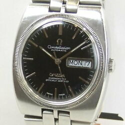 Pawn Shop Opening With Our Store Insurance Certificate Year Omega Constellation
