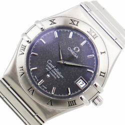 Omega Constellation 1502.40 Automatic Winding Mens Wristwatch Secondhand
