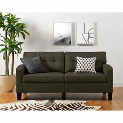 Modern Charm Sofa For Any Living Room With Durable Frame Usa Best Selling