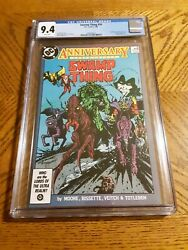 Swamp Thing 50 Cgc 9.4 Nm 1st Appearance Of Justice League Dark Look 9.6 9.8