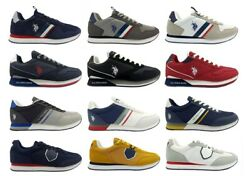 Shoes For Man Us Polo Sneakers Casual Low Comfortable Walking Fashionable