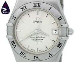 Omega Constellation 1502.30 Mens Automatic Winding Pawn Shop Opening Bargains