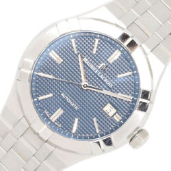 Maurice Lacroix Men's Watches Icon Ai6008-ss002-430-1 Blue Dial Bar Index