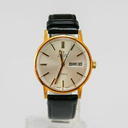 Secondhand Genuine Full-life Omega Antique Automatic Watch Genev For Gentlemen