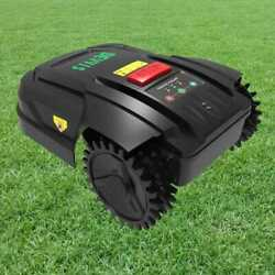 7th Generation Devvis Robot Lawn Mower H750t For Small Lawn Updated With 4.4ah L
