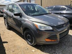 2013-2019 Ford Escape Right Front Passenger Door Wb Gray Electric Windows 627219