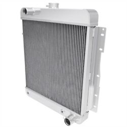 Champion Cooling Systems Mc1661 All-aluminum Radiator 1958 Chevrolet Bel Air Bis
