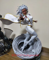 Made In China Marvel X-men Storm 1/4 Statue Figures Very Rare In Stock New