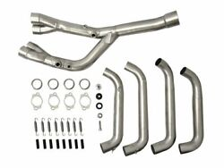 Termignoni Full Stainless Steel Collectors Kit Bmw S 1000 Rr 2019-2021