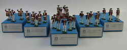 Martin Ritchie Lead Toy Soldiers Figure Lot Of 27 Set 128 The Old Guard British