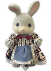 Sylvanian Families / Calico Critters Vintage Giant Cottontail Rabbit Girl