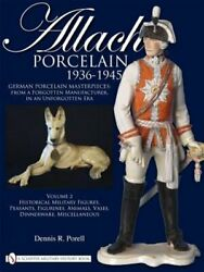 Allach Porcelain 1936-1945 Vol 2 Historical Military Figures Peasants Used