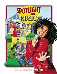 Spotlight On Music Grade 5 Hardcover By Mcgraw-hill Education Cor Like N...