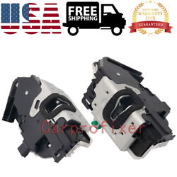 2x Door Lock Actuator Latch Front R+l For Ford F150 Escape Mustang Focus 937-628