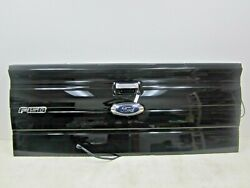 2009 - 2014 Ford F-150 Oem Black Step Tailgate / Camera And Key Wh