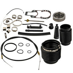 Outboard Transom Seal Kit Fit Mercruiser Alpha One Gen 2 Two Shift Cable Bellows