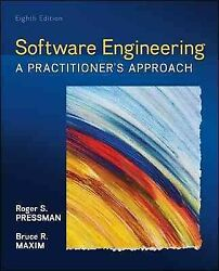 Software Engineering A Practitioner's Approach, Paperback By Pressman, Roge...