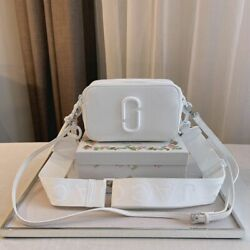 MARC JACOBS Snapshot Small Camera crossbody Bag 100% AUTHENTIC amp; NEW