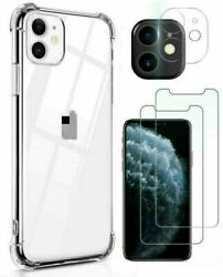 For Google Pixel 5a 5g Oppo Shockproof Clear Back Case Tpu Coverscreen Protector