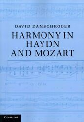 Harmony In Haydn And Mozart Paperback By Damschroder David Brand New Free...