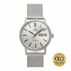 Omega Geneva Day-date Automatic Ref.166.0117 1971 Number 3426xxxx Antique