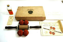 Antique The Miracle Health Builder Quack Medicine Weight Loss Cure Massager