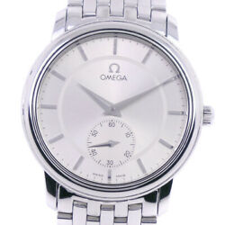 Super 10 Items To Be Off Omega Devil Prestige Cal.651 4520.31 Stainless Steel