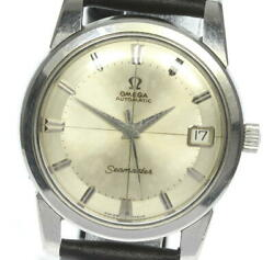 Omega Seamaster Cal 562 Antique Automatic Winding Mens Secondhand