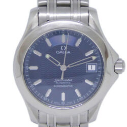 Omega Omega/seamaster 120/2501.81/800 Men's Watches Rank 64 Secondhand