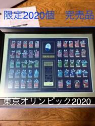 New Tokyo 2020 Olympic Pin Badge Sold Out Goods Limited To 2020 Piece Japan