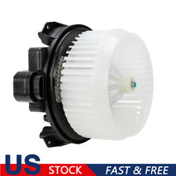 New Ac Heater Blower Motor For Toyota Corolla Priusfits More Than One Vehicle