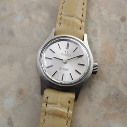 Omega 70s Ladys Antique 1975 Make Womenand039s Watches