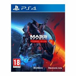 Mass Effect Legendary Edition Ps4 Brand New And Sealed - Quick Dispatch