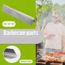 Stainless Steel Barbecue Gas Grill Heat Plate Tent For Weber Spirit Series