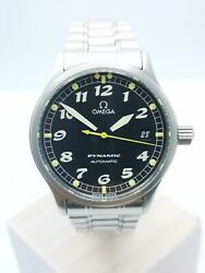 Omega Dynamic Iii Automatic Watch 1 13/32in Revision 02/2021- Ref52005000