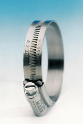 Jubilee Hose Clamp Size 2x/bs60 Stainless Steel Hose Clip Aston Martin Jaguar Mg