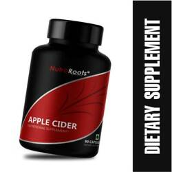 Apple Cider Vinegar Extract Powder Weight Loss 500mg Dairy Free