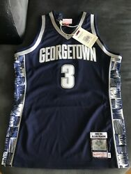 Allen Iverson Mitchell And Ness Jersey Size 40