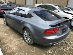 2012-2017 Audi A7 Left Front Driver Door Ly7g Gray W/o Laminated Glass  631859